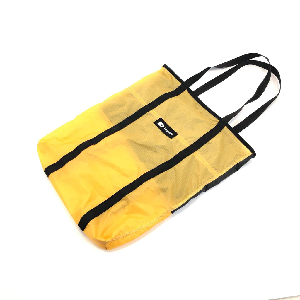Shopper - Yellow Black