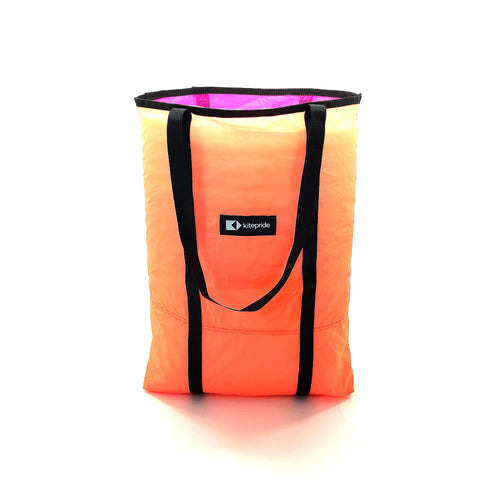 KitePride Upcycled Parachute Shopper
