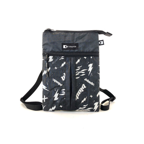 KitePride Upcycled Kite Laptop Sleeve 13inch with Detachable Straps