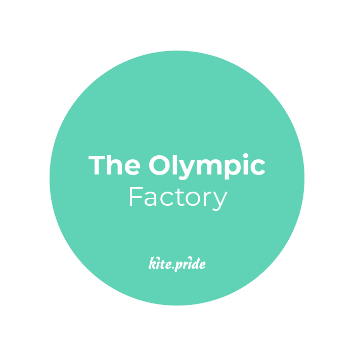 The Olympic FACTORY SHOP