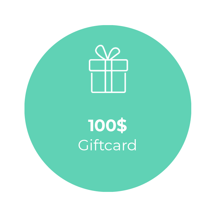100$ Giftcard