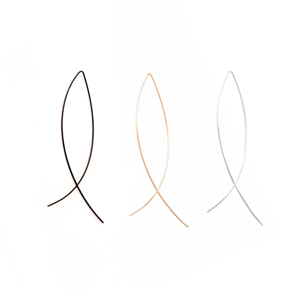 Inyoni Minimalist Earrings