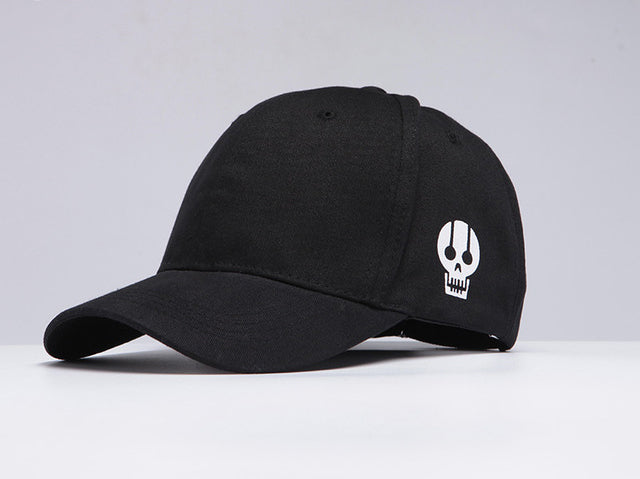 Cutesy Baseball Cap-Black
