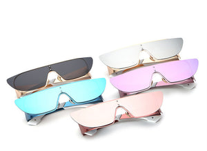 Fashionista Wrap Around Sunglasses