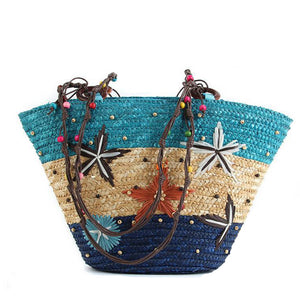 Starfish Beach Bag - Pink