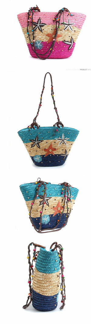 Starfish Beach Bag
