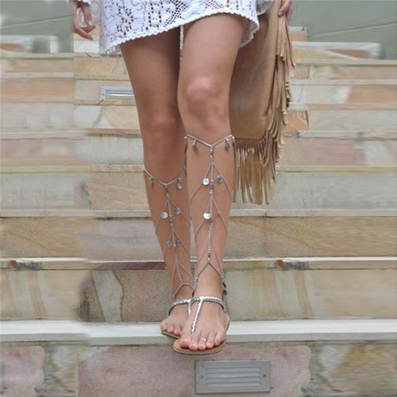 Lumis Gold / Silver Leg Chain