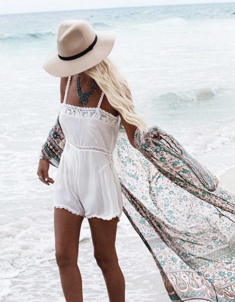 Soundless Coast Boho Cover Up