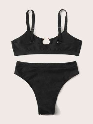 Carlotta Cut Out Bikini