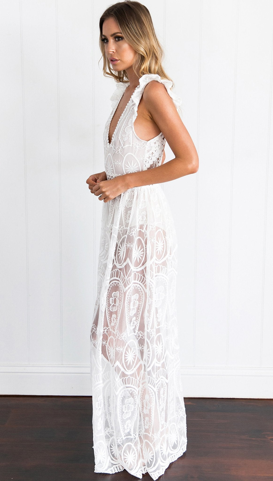 Scarlett Beach Maxi Dress