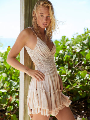beach sundress