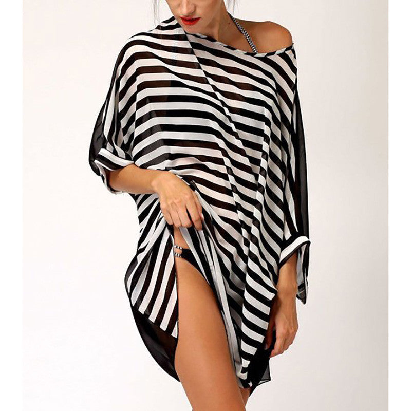 breeze chiffon cover up