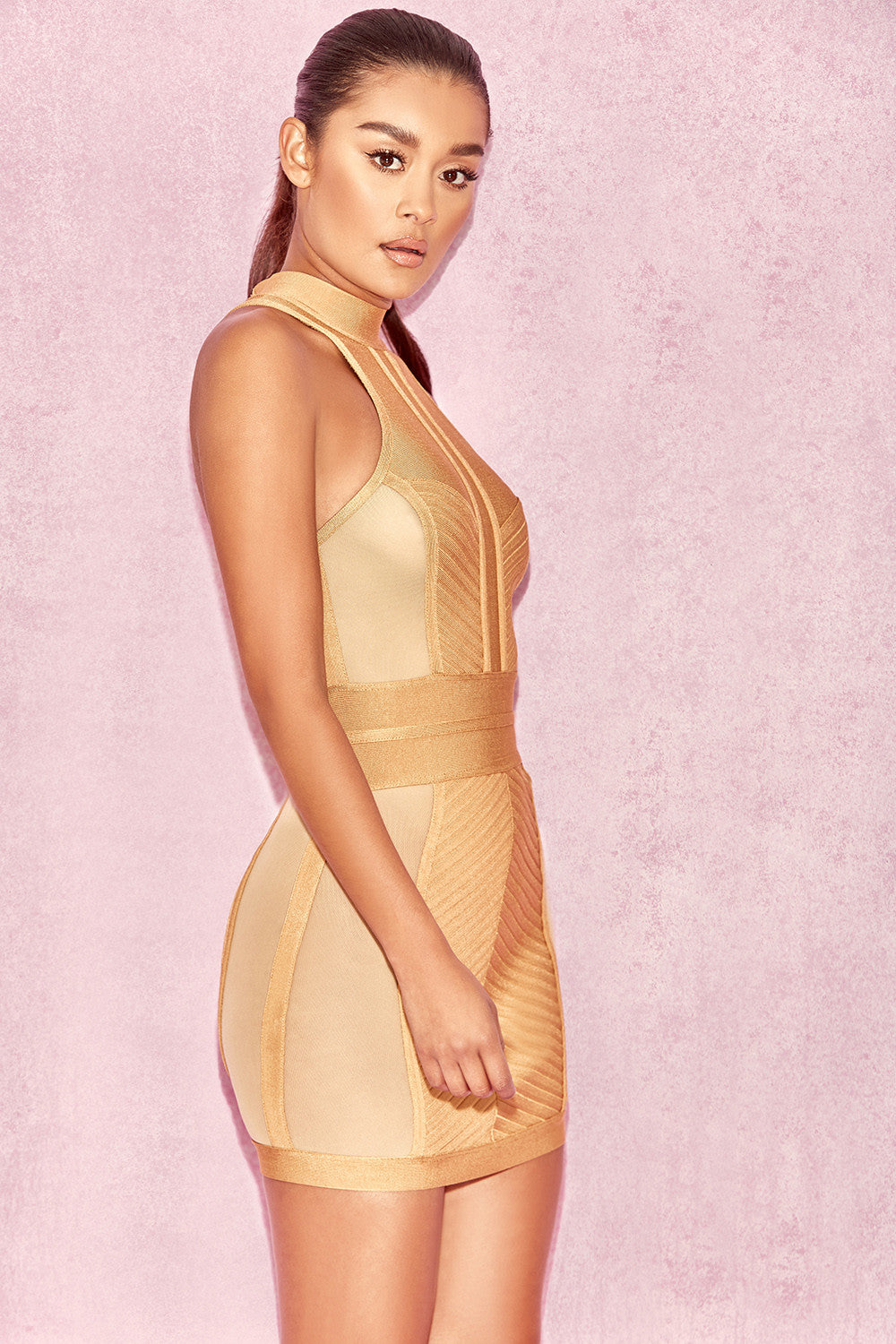 Caelan Bodycon Bandage Dress