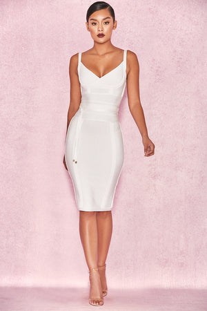 Cara Bodycon Midi Dress