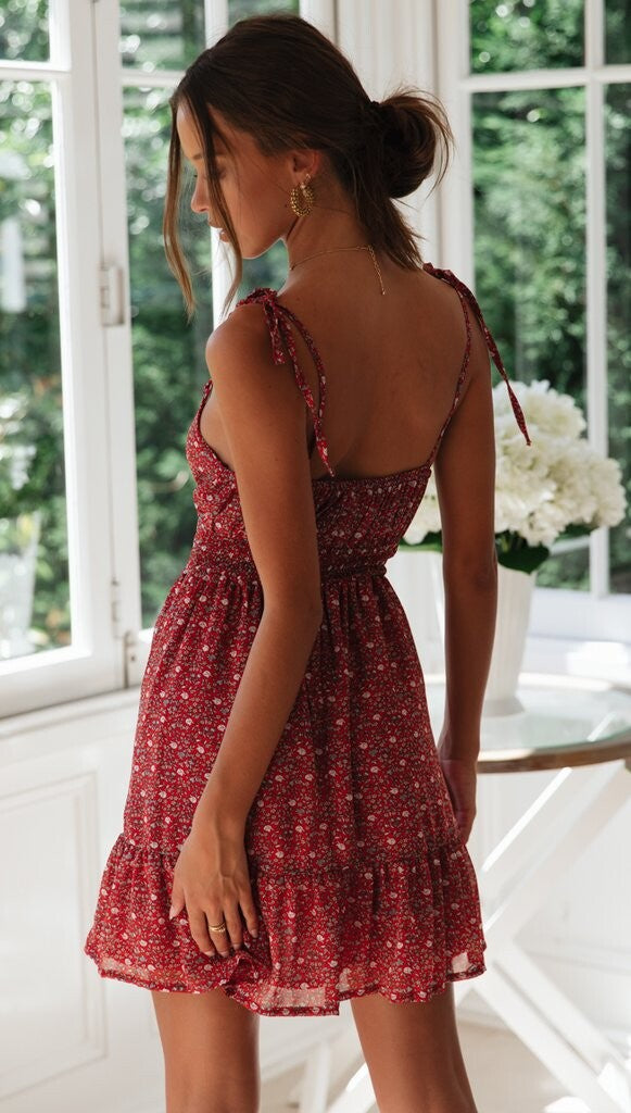 Naomi Floral Sundress