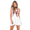 Kimberly Floral Skater Dress