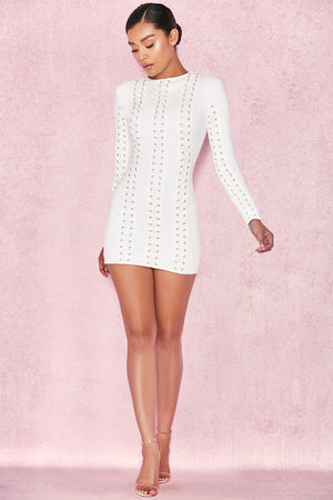Kala White Dress