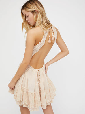open back sundress