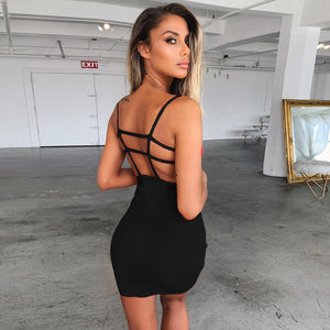 Hattie Bandage Dress