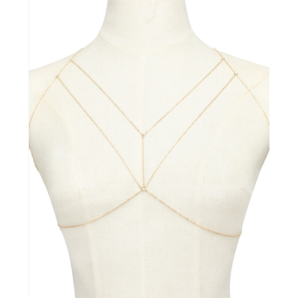 Dahlia Chain Harness