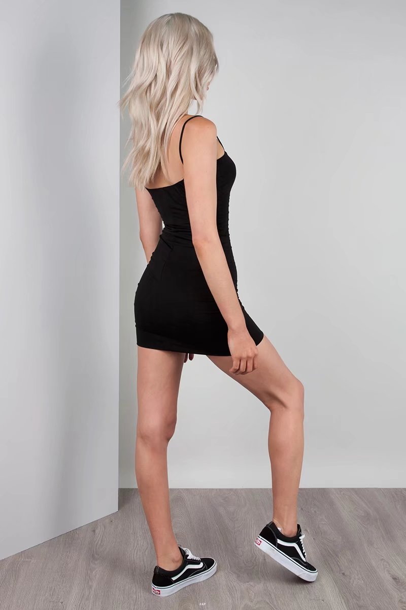 calypso little black dress