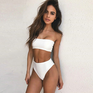 Alessandra High Waisted Bikini