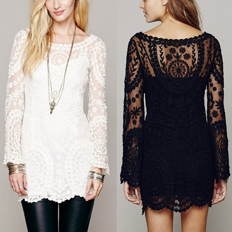 Gwendolyn Lace Dress