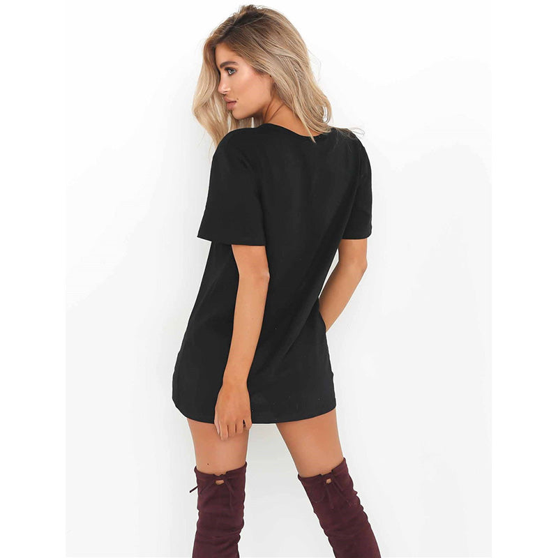 Priscilla T Shirt Dress