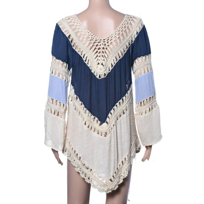 Free Spirit Cover Up Top