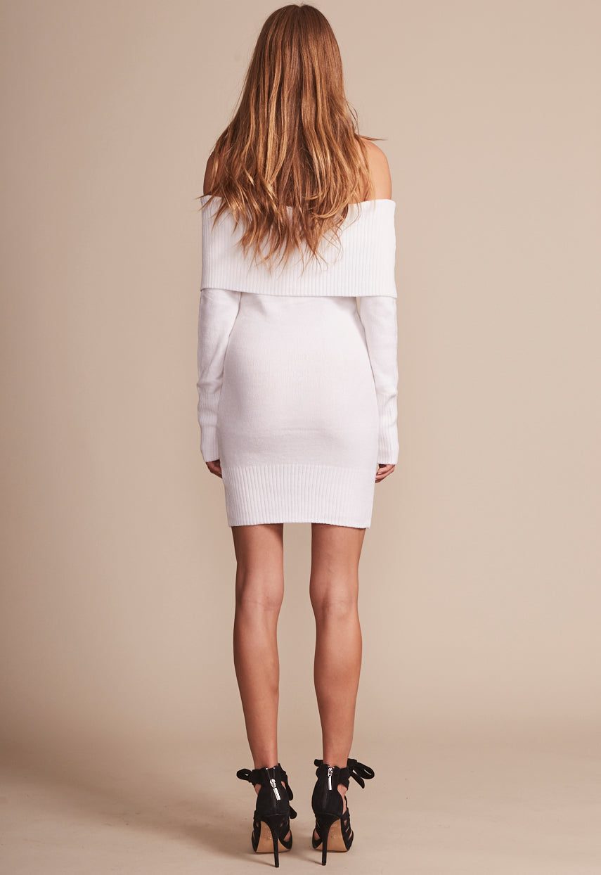 Simone Jumper Dress