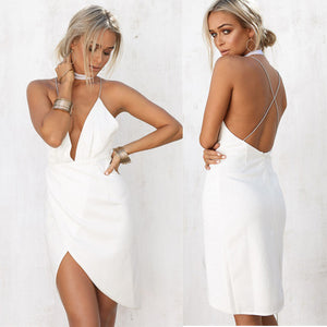 Noelle Asymmetrical Dress