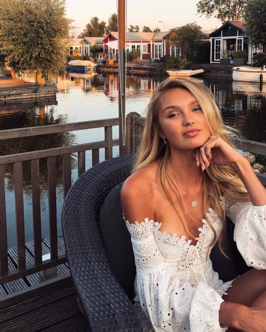 white long sleeve off the shoulder dress
