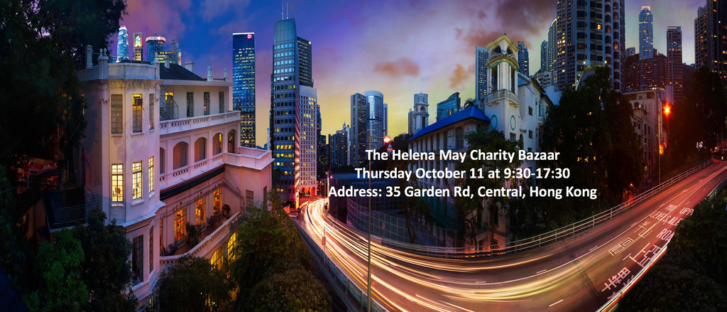 The Helena May Charity Bazaar Thursday October 11