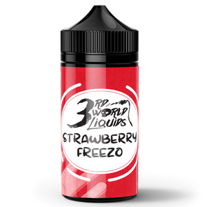 120ml Strawberry Freezo