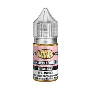 30ml Loaded Cran-Apple Ice Salt nic