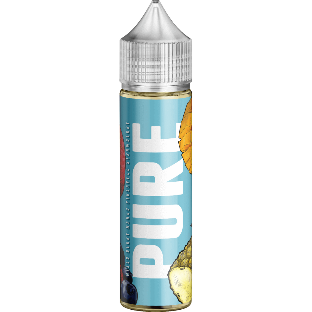 Pure - Mixed berry, Mango, Pineapple & Strawberry