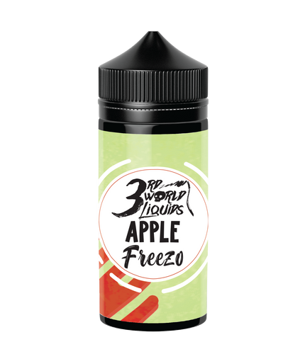 120ml Apple Freezo 2mg