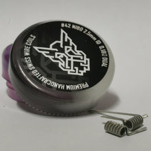 #42 BVC Ni80 2.5mm Coil Set