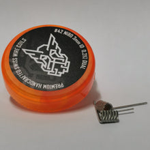 #42 BVC Ni80 3mm Coil Set