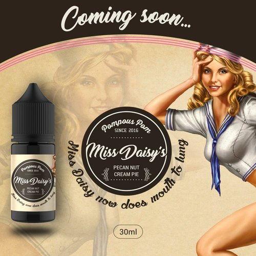 30ml Miss Daisy's MTL