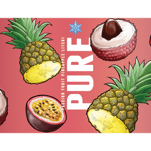 Pure - Passionfruit, Pineapple & Lychee