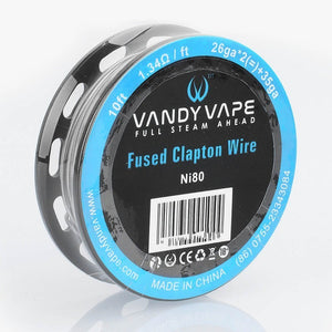 Vandy Vape - Ni80 Fused Clapton wire