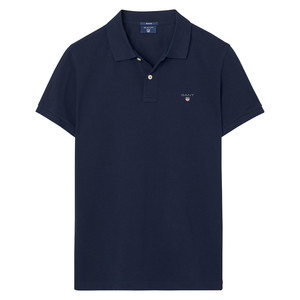 GANT polo t-shirt - Navy