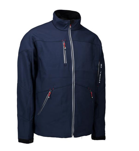 ID - Softshell - Navy