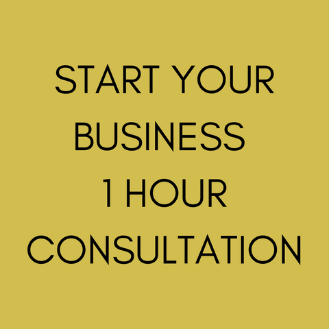 Start Your Business Consultation