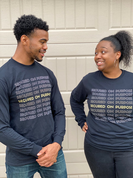 Secured on Purpose - UNISEX