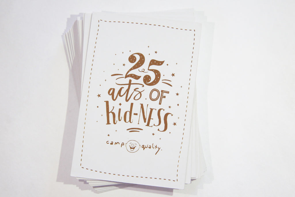 Kid-ness Advent Cards