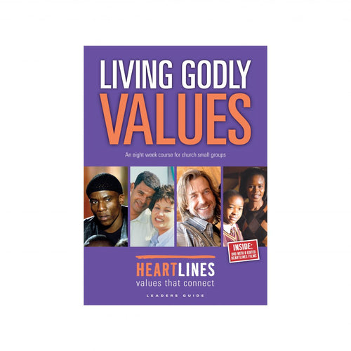 Living Godly Values