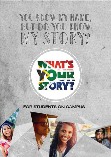 What's Your Story? Campus Resource