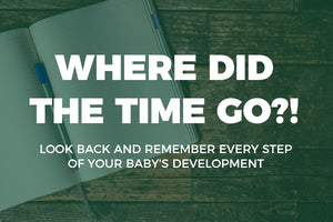Why It's Important to Keep a Baby Record Book